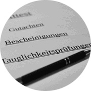 HNO Attest, Bescheinigung - Neustadt Rübenberge